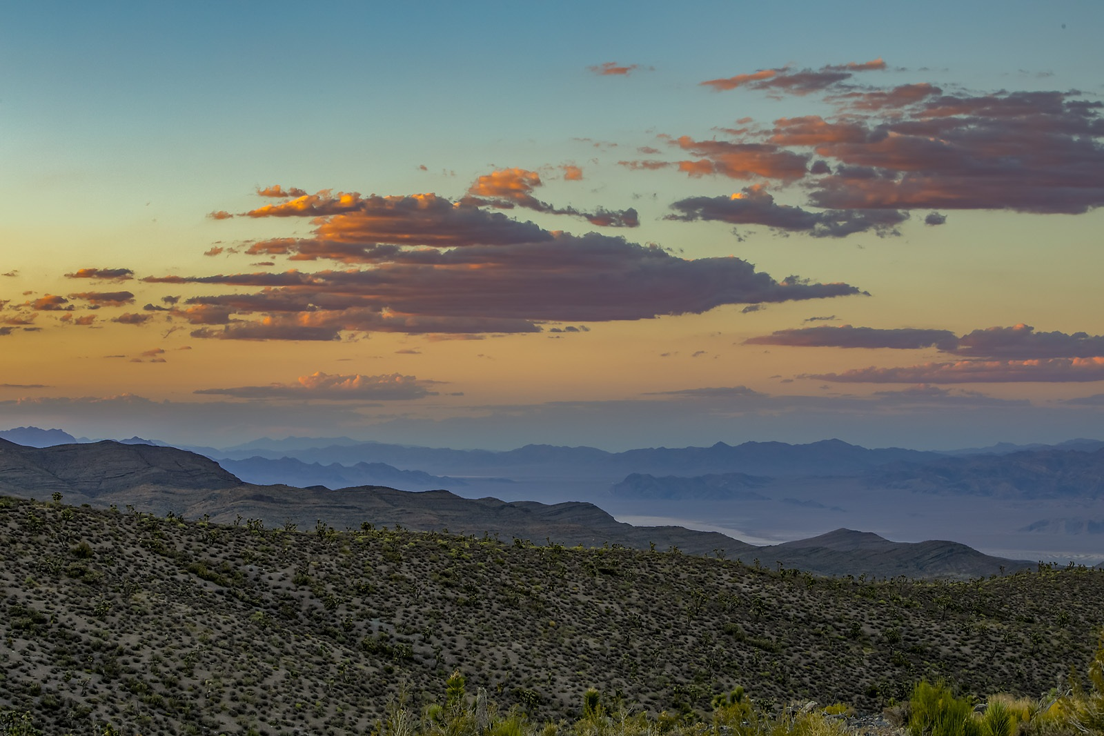 Nevada Scenic Landscape MG 5815  Vcnty Rte 156