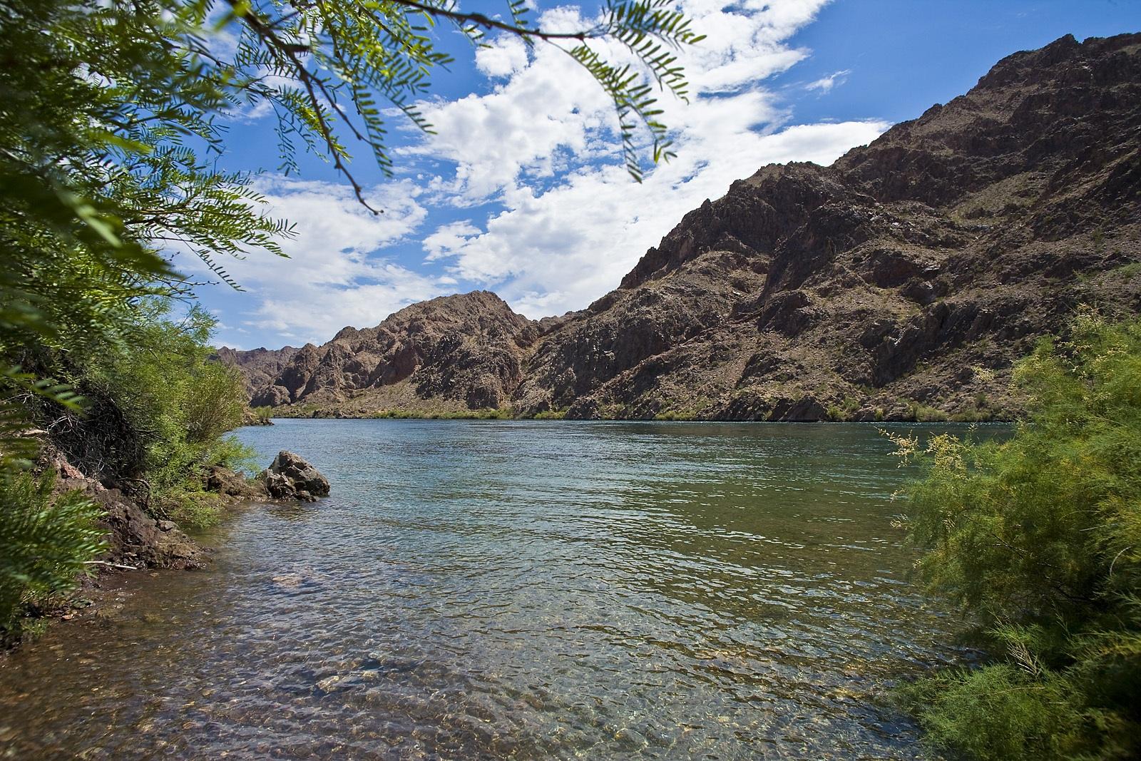 Nevada Scenic Landscape Q4G8485  Colorado River Vcnty Hoover Dam