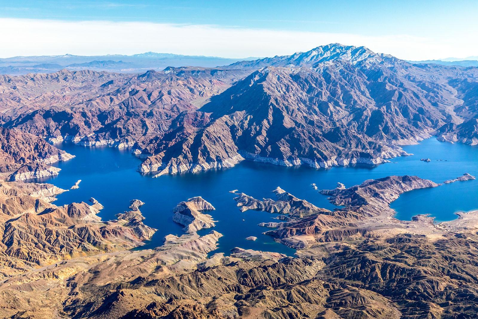 Lake Mead Aerial Landscape  MG_7812_v2_