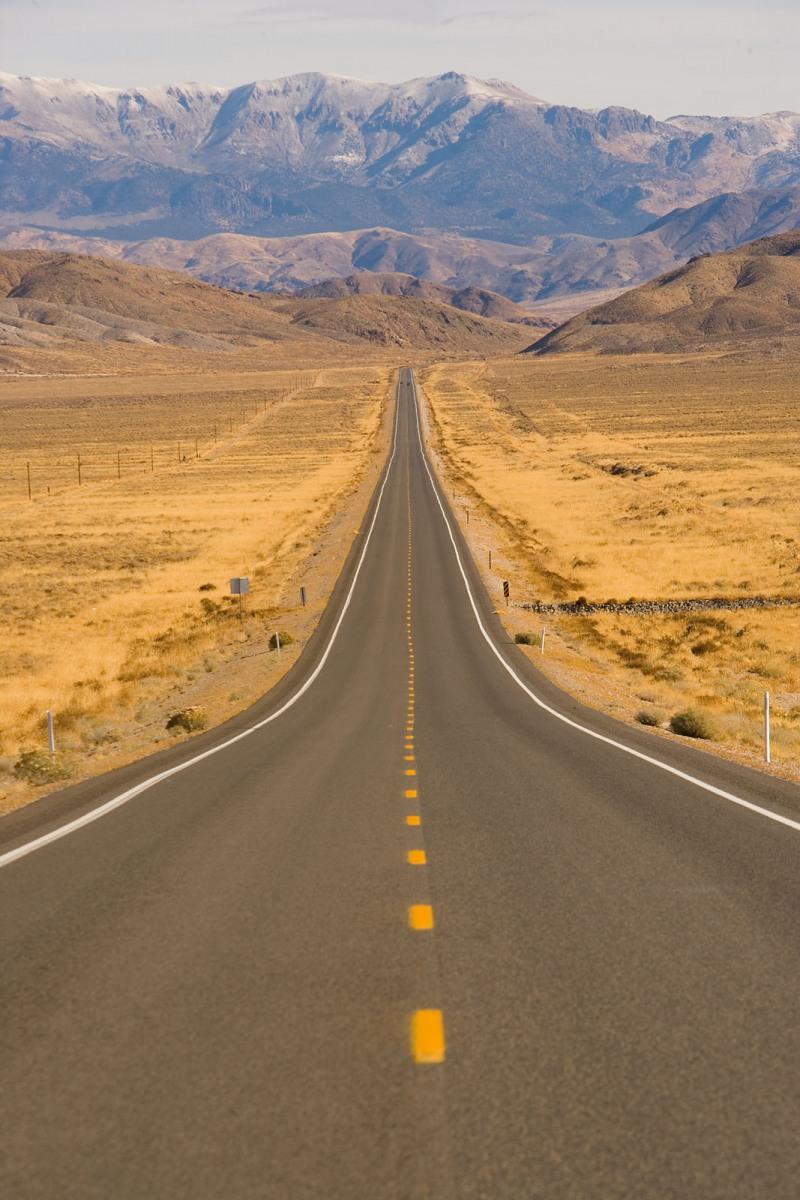 Nevada Scenic Landscape Vista  Q4G8471